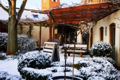 Courtyard-in-winter